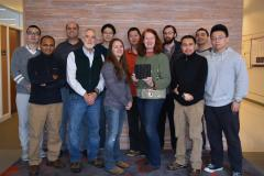 TIRE Team Group Photo (2017)