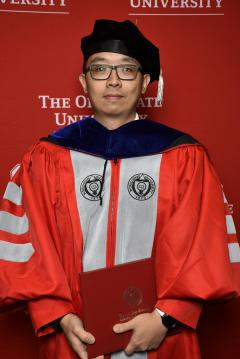Tony Ren Graduation (2019)